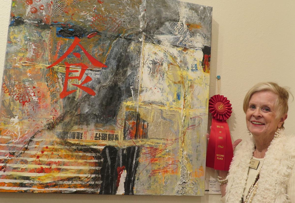 Spotlight on abstract art