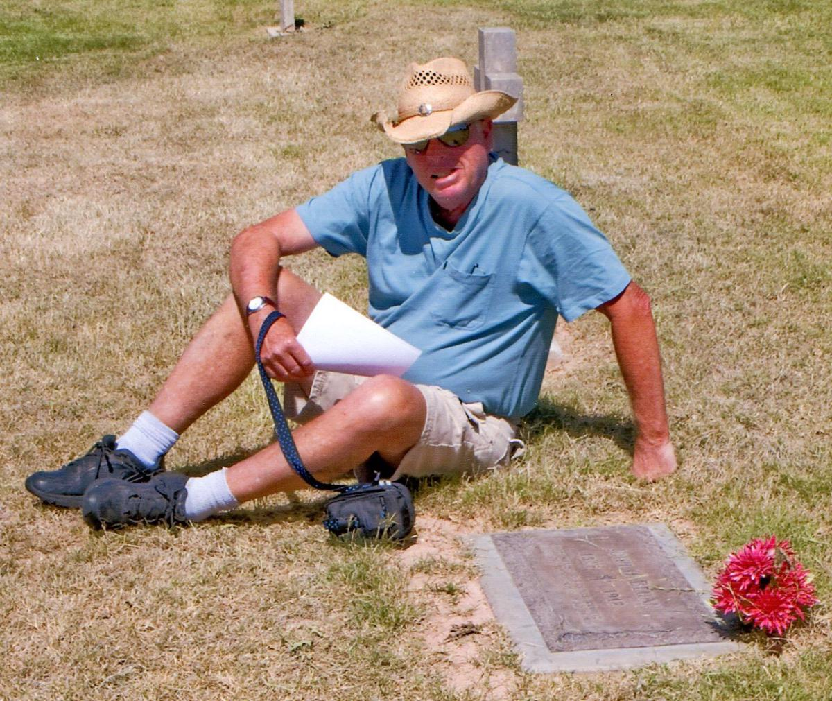 •Johnny Behan grave at Holy Hope cemetery in Tucson.jpg