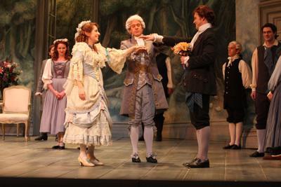 Opera Lady: 'Marriage of Figaro' one delightful farce
