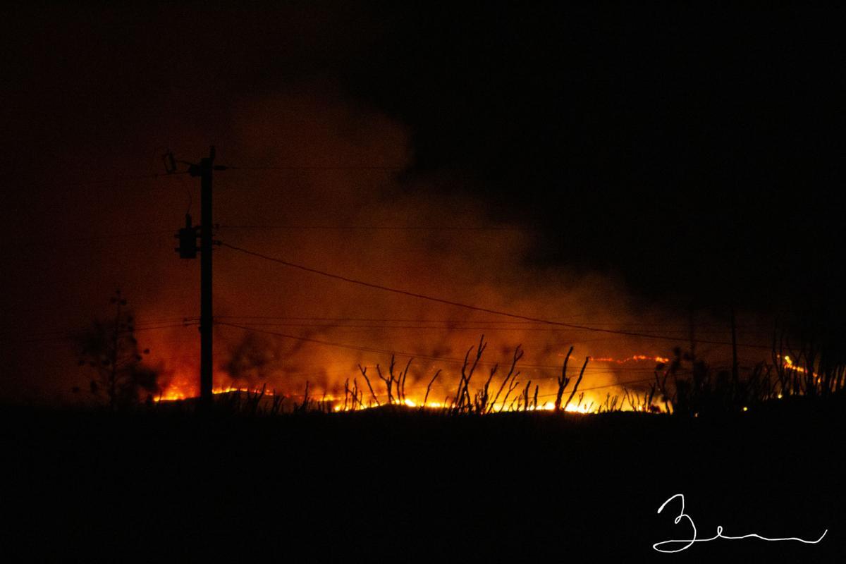 Navarro Fire