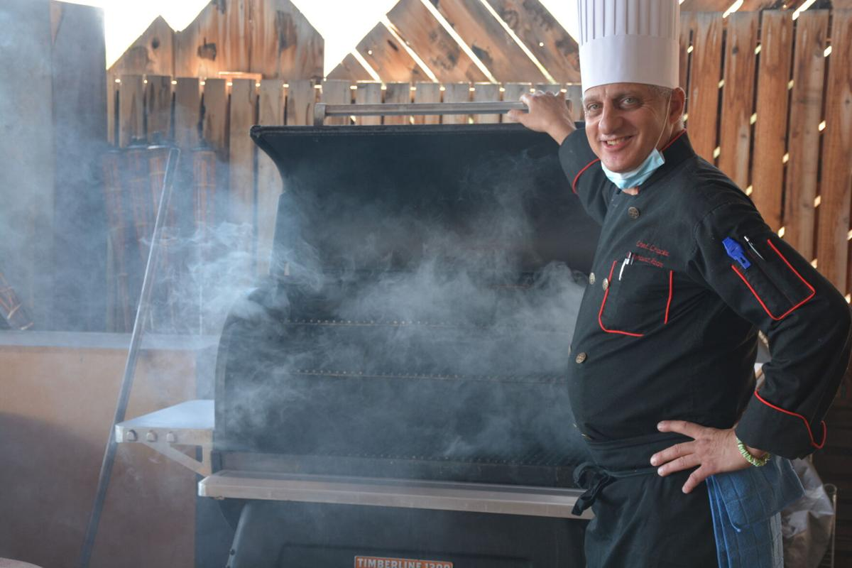 Chef Charles