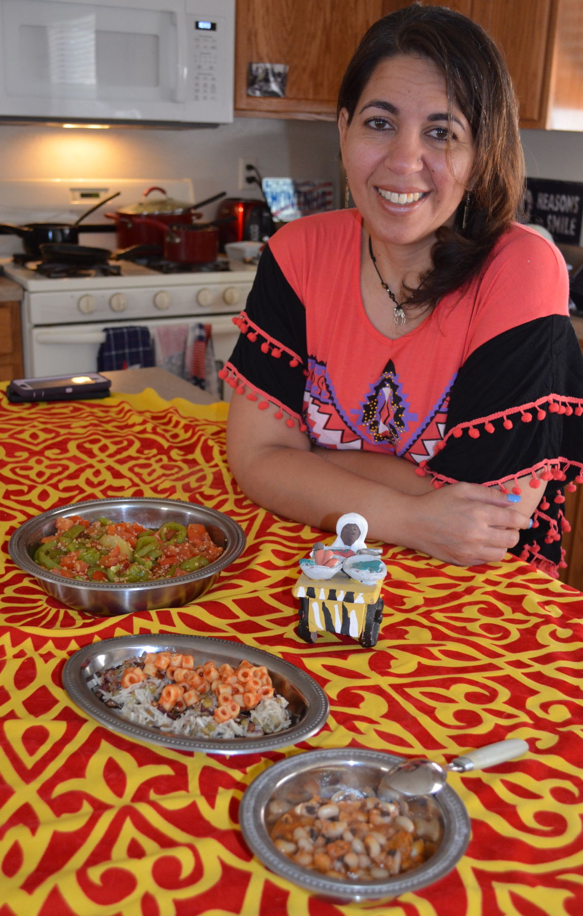 A World of Flavors: Fresh Egyptian cuisine — Savoring foods from 'mother of the world'