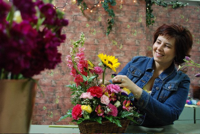 Mother's Day flower shops