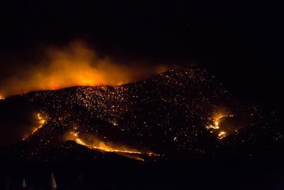 Sawmill Fire