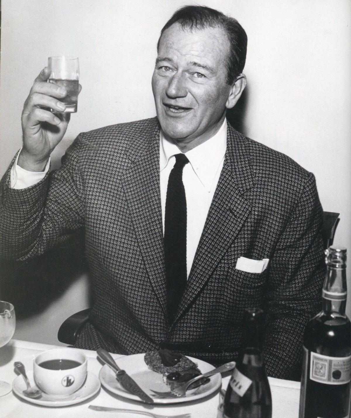 Meandering the Mesquite: REMEMBERING JOHN WAYNE — Closer look at American icon