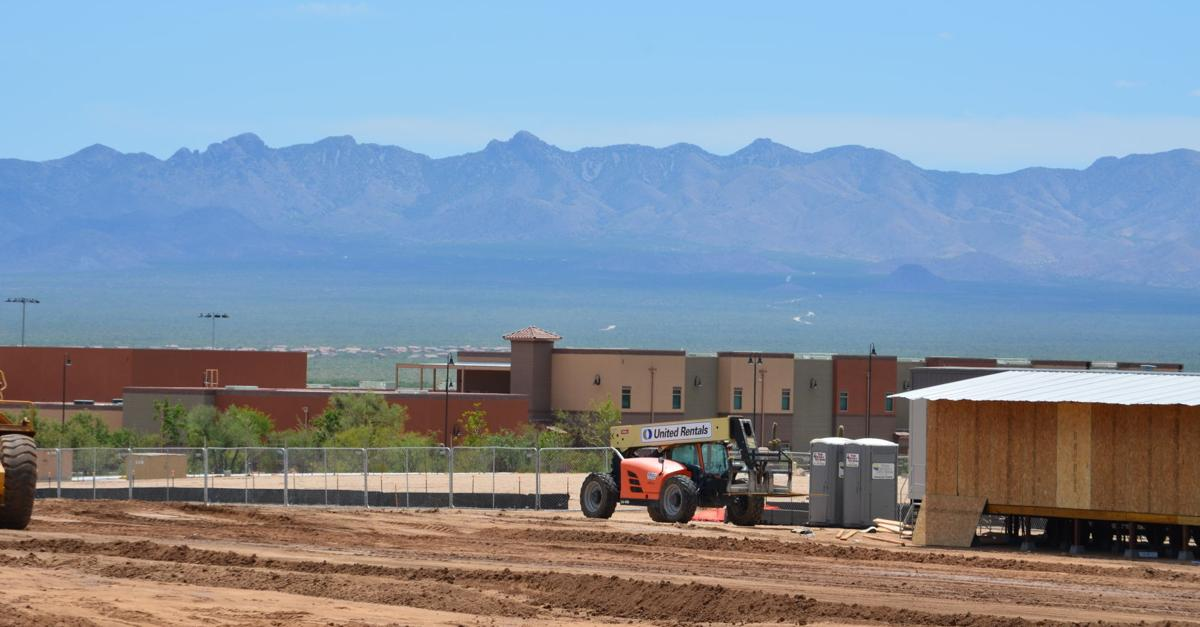 Southern Sahuarita sees strong growth, north also seeing