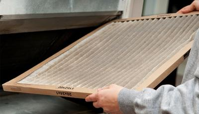 Rosie on the House: Filter replacement maintains proper air flow