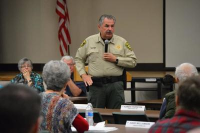 Sheriff Mark Napier