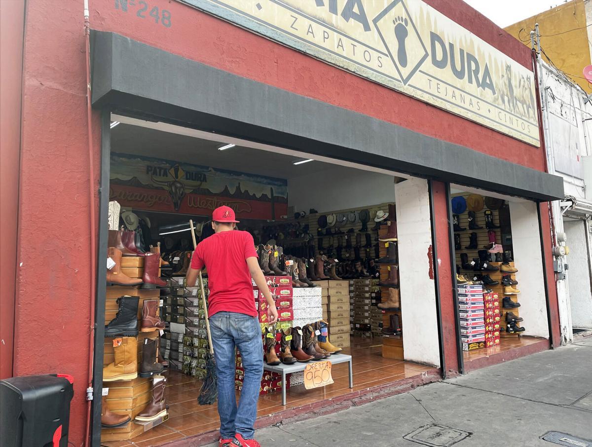 Nogales Sonora store