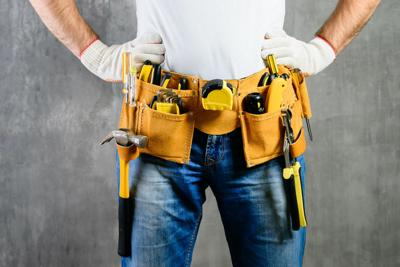 Rosie on the House: Letting handyman do your #HoneyDoList