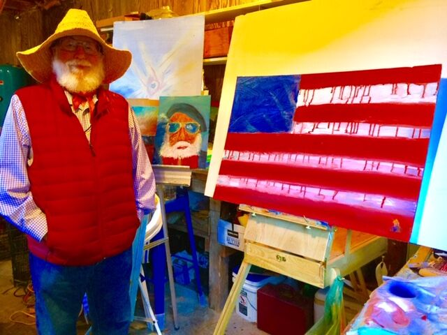 COLOR & EMOTION:  Artists ace abstract challenge