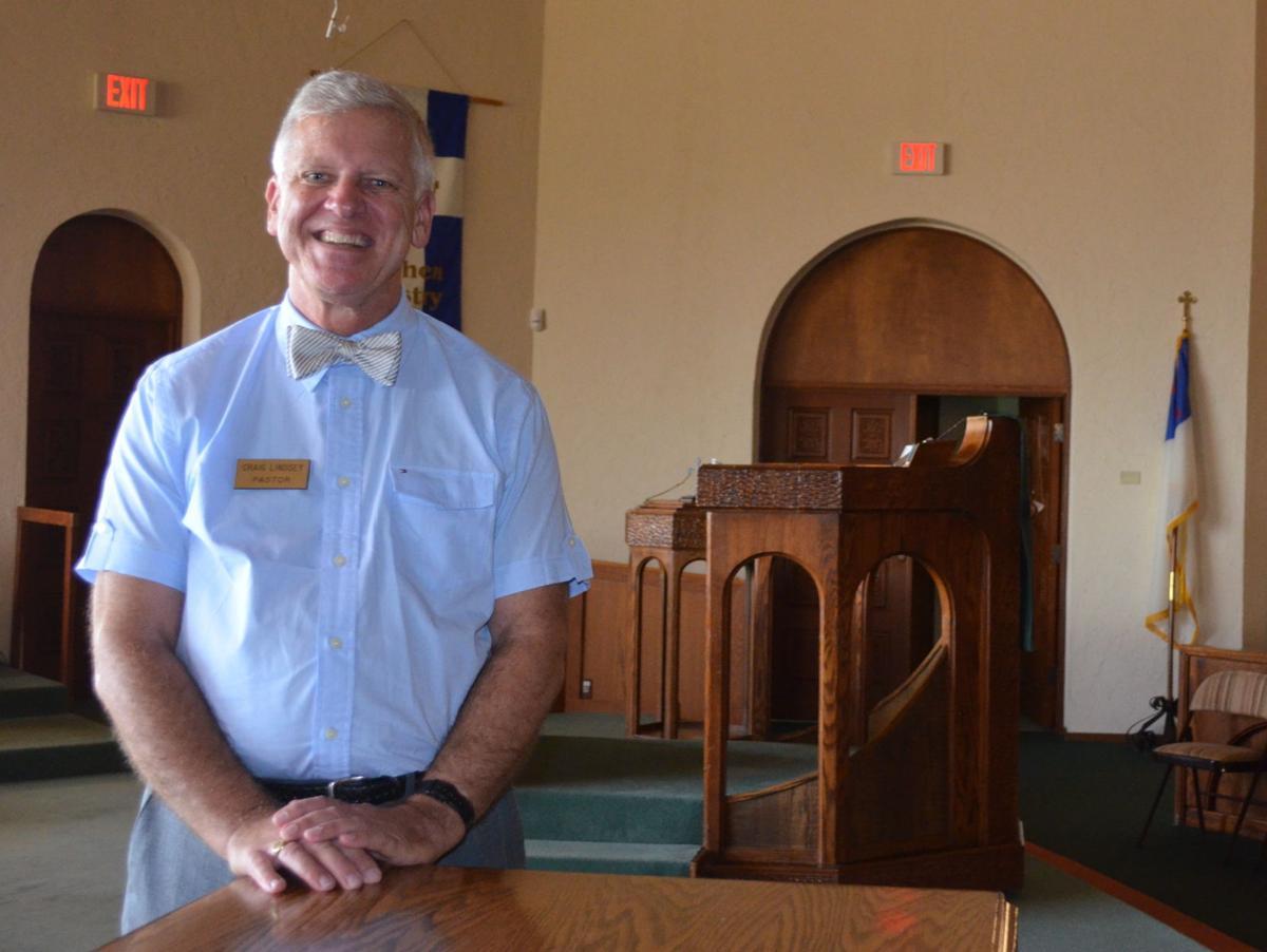 The Rev. Craig Lindsey
