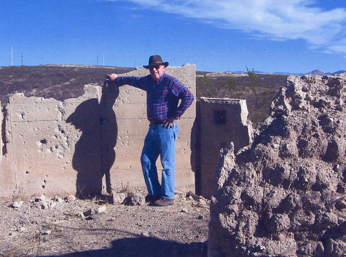 Meandering the Mesquite: BLOODY HISTORY OF BRUNCKOW MINE — Origin of Tombstone laced with murder