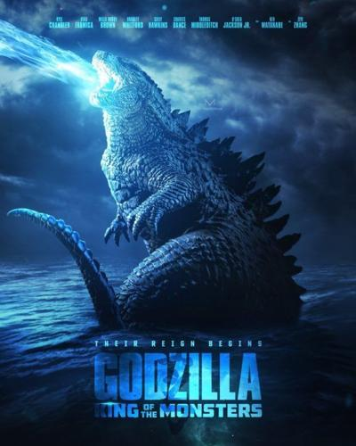 What we're watching: 'Godzilla' big on monsters; humans not so much
