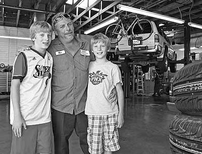 Hickey Automotive named one of AAA's most trusted auto repair shops