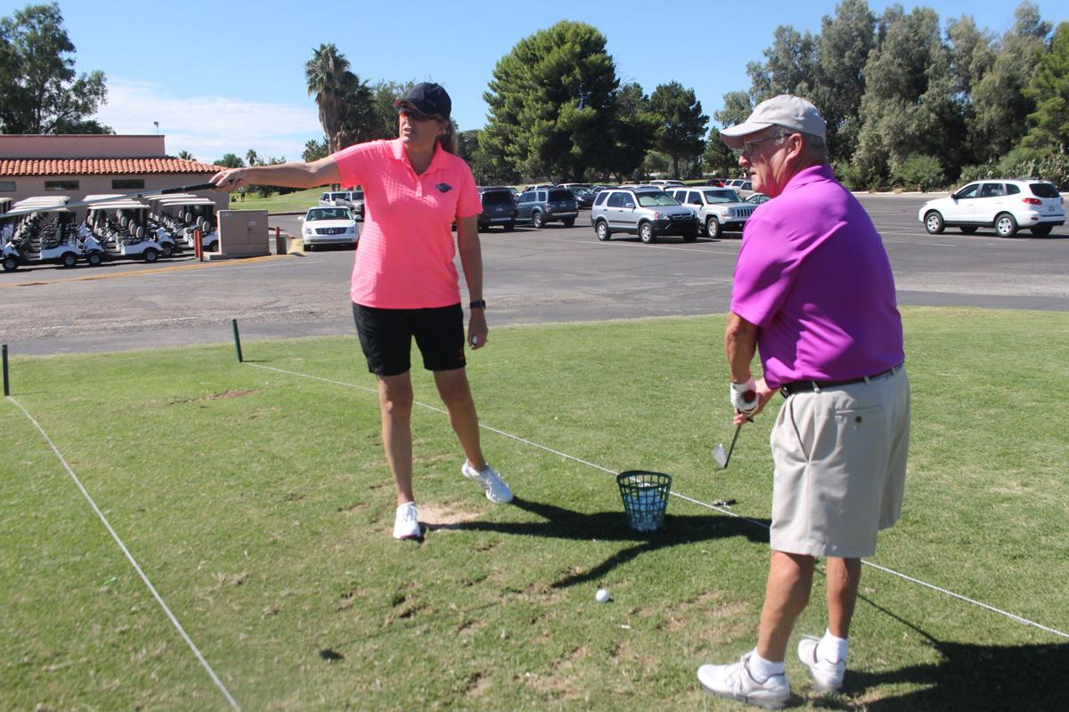 The Weekly Take Shes At It Again Local Golf Pro Earns Exclusive