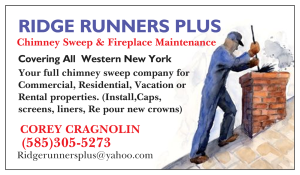 Ridge Runners Plus Chimney Sweep Fireplace Rochester Ny