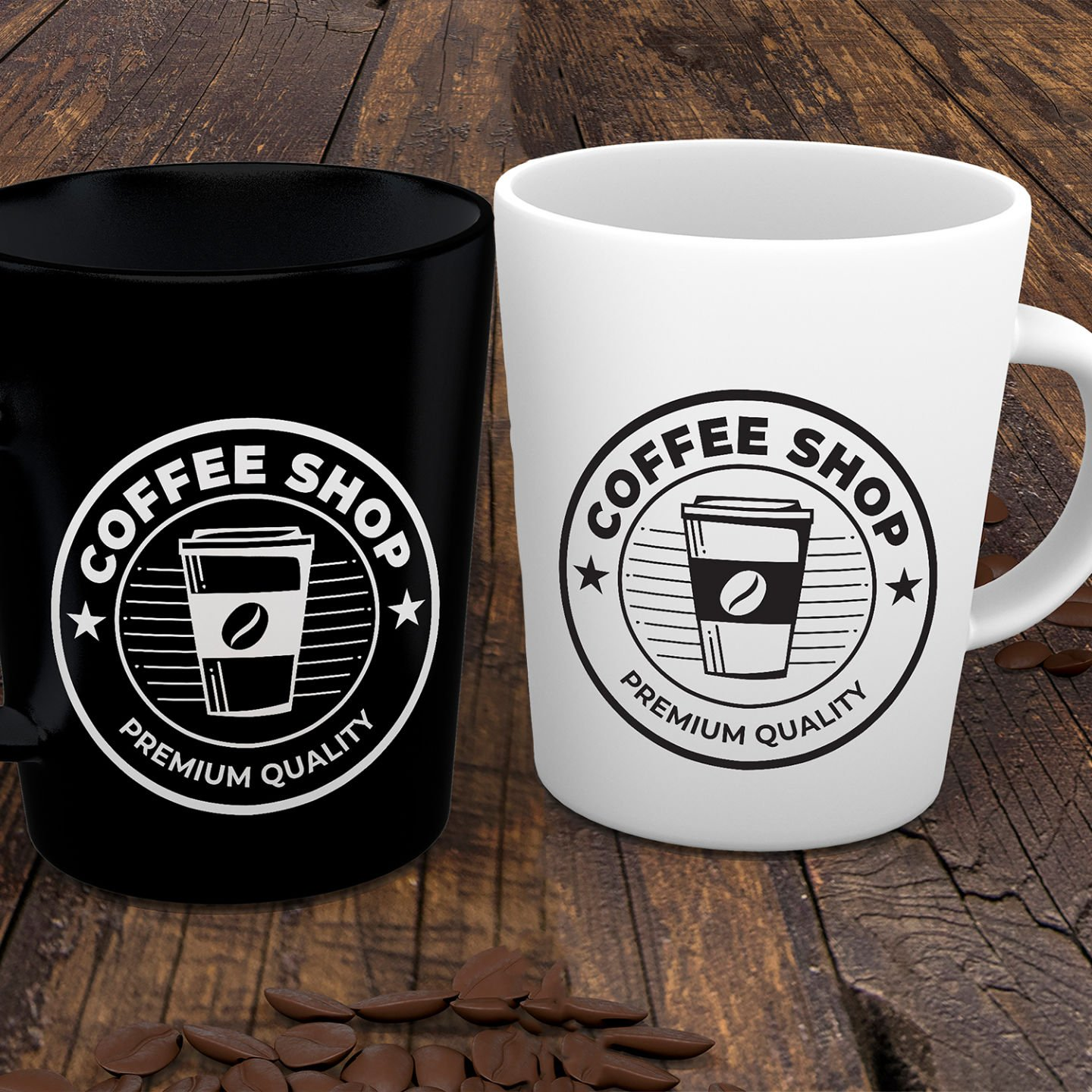 Custom mugs from Penny Lane Promotional Products
