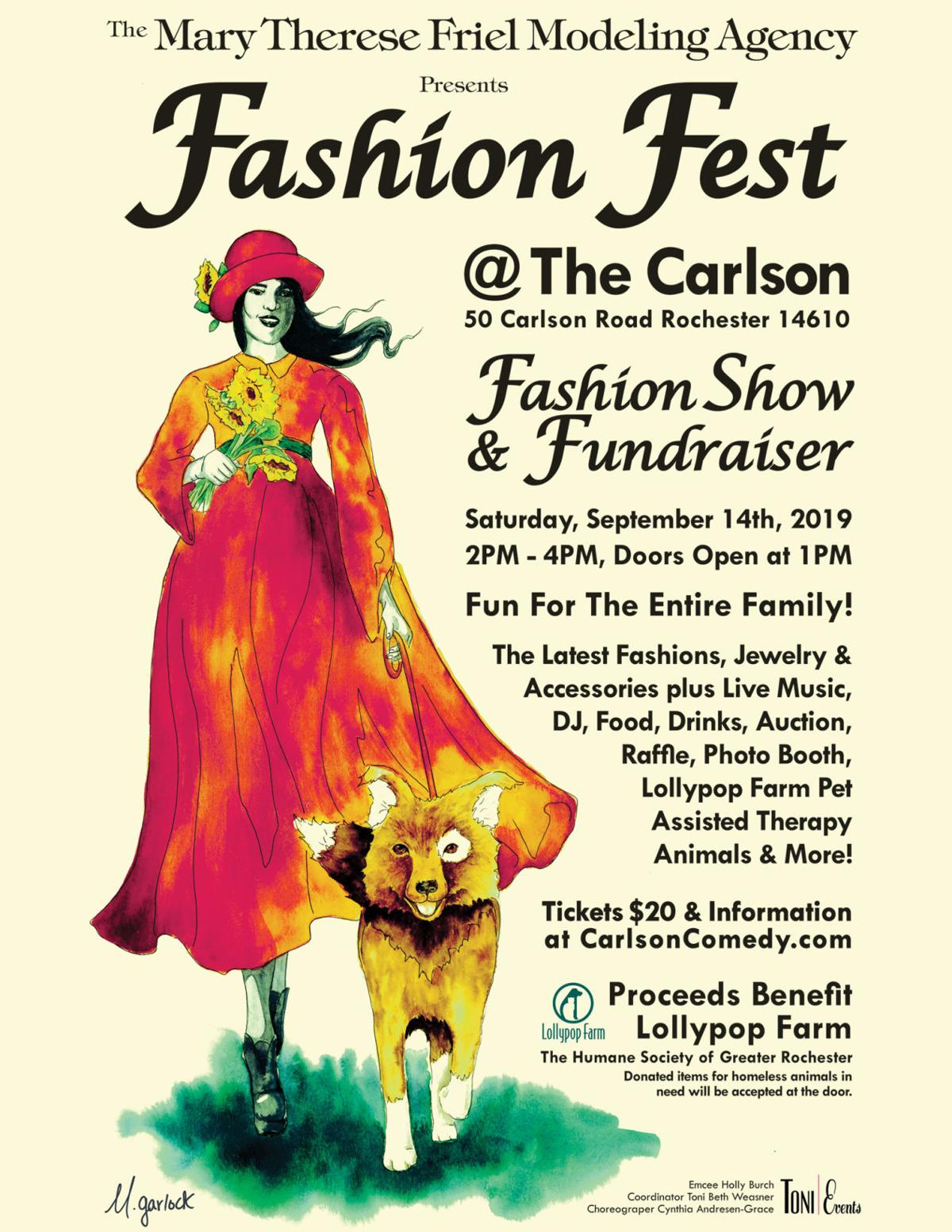 Fashion Fest poster