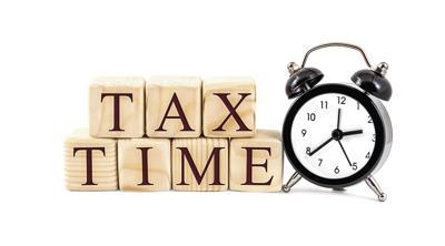 Tax Time Generic