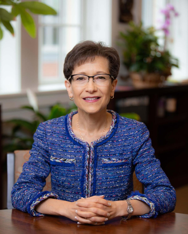 Dr. Denise Battles, President of SUNY Geneseo