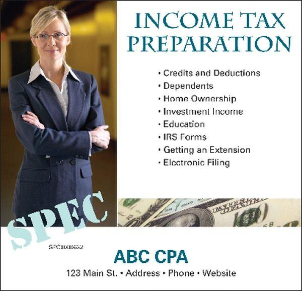 Hometown Auto Sales >> Income Tax Preparation | Spec Ad Gallery | gvpennysaver.com