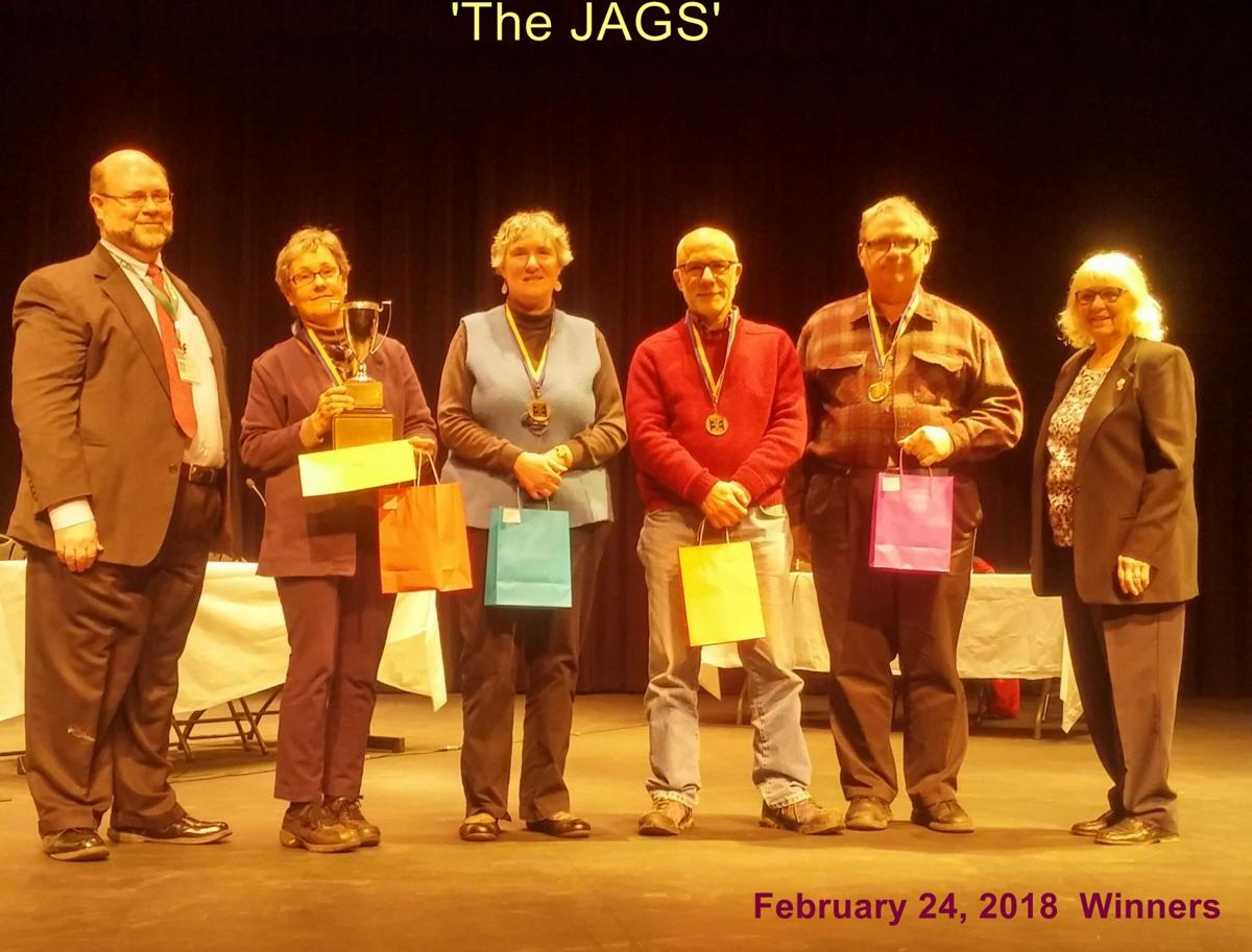 Wayne County Rotary Spelling Bee Raises over $5000 for Literacy - The JAGS
