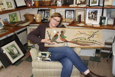 Ellen Friedler at Finders Keepers