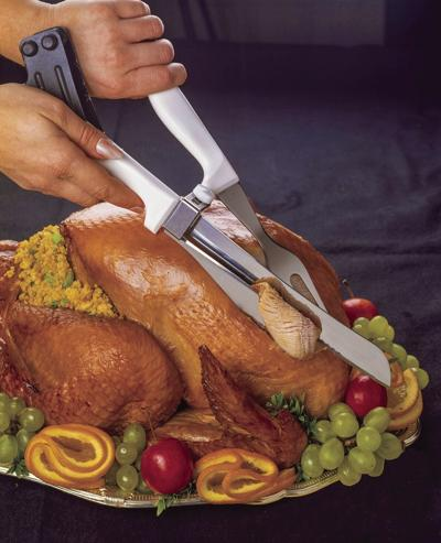 Carving Turkey Generic