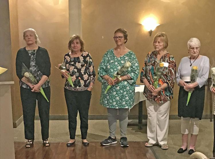 Women's Club Of Webster Installs New Officers