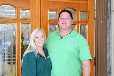 Chuck & Deb Smith of Smith Lumber & Hardware Center