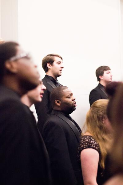 The Roberts Chorale Kicks Off Tour with Concert in Batavia