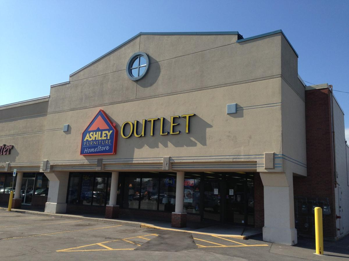 ashley furniture homestore outlet in batavia to double in