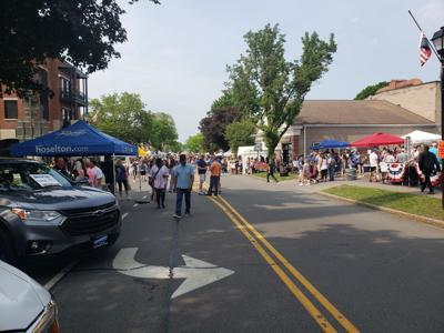 Fairport Canal Days brings crowds of visitors