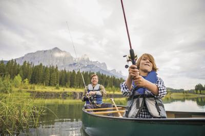 Fishing with Child Generic