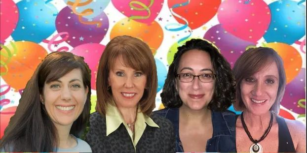 These are the Happy Birthday Cha Cha Cha board members that make the magic happen!