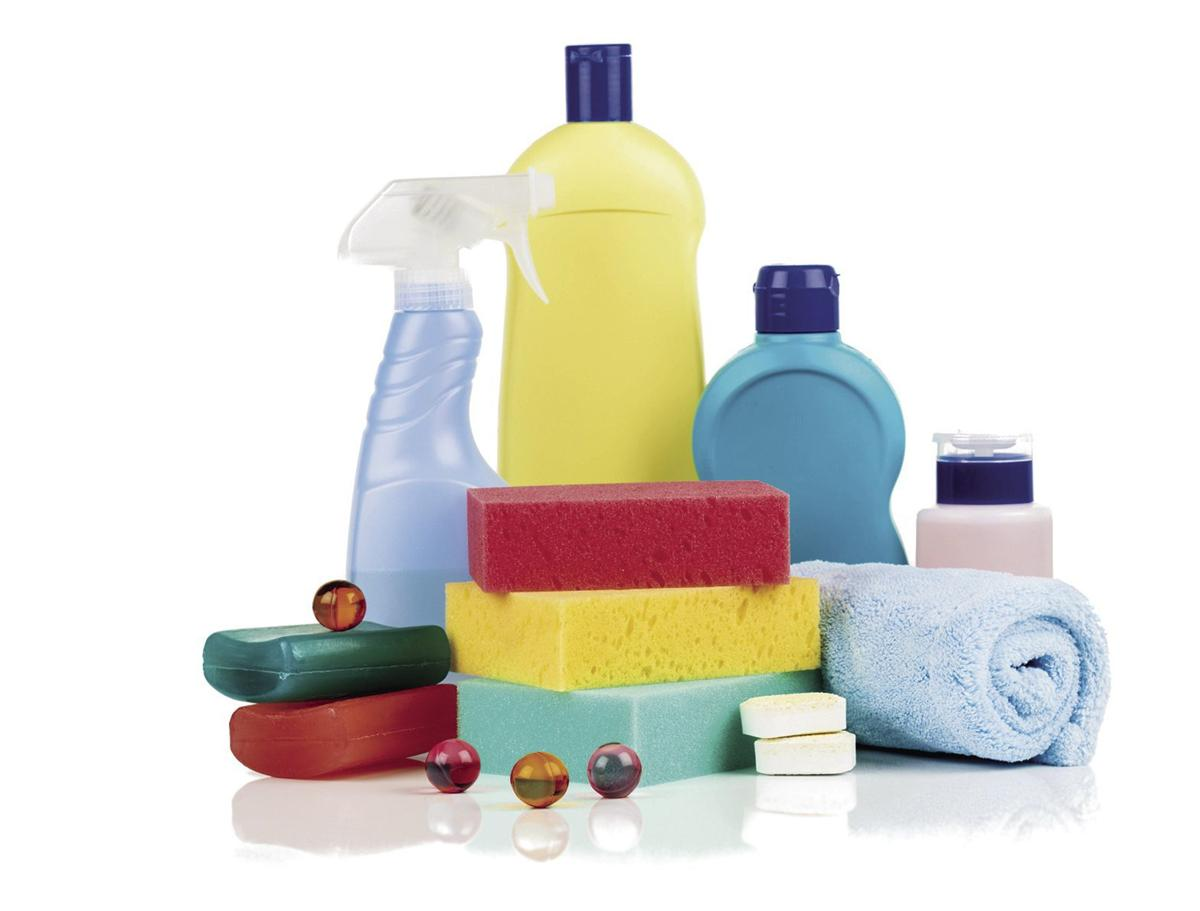 Cleaning Supplies 2 Generic