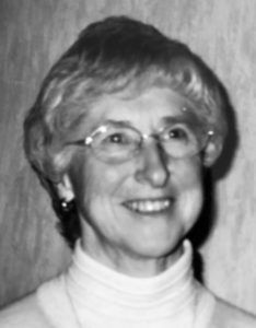 Sally F. Schubert - February 10, 2021