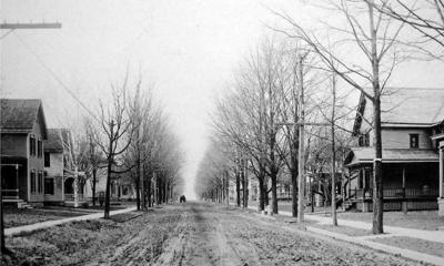 Old West Ave