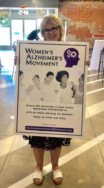 Cynthia Huling Hummel for Women's Alzheimer's Movement