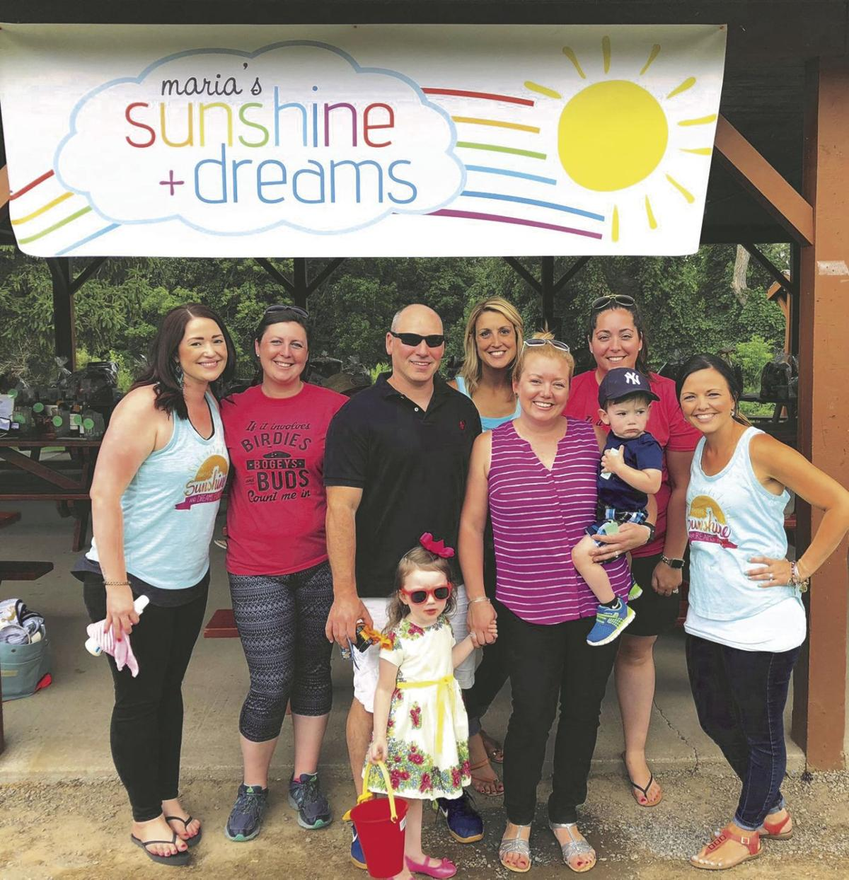 Maria's Sunshine and Dreams Fund Team