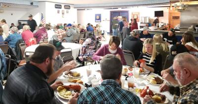 Wayland & Springwater American Legions' Surf and Turf a Lip-Smacking Success!