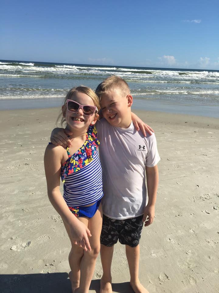 """Take me back to the beach, please!"""