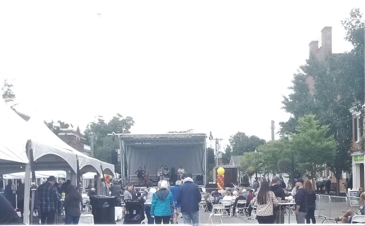 FTMF Music Stage