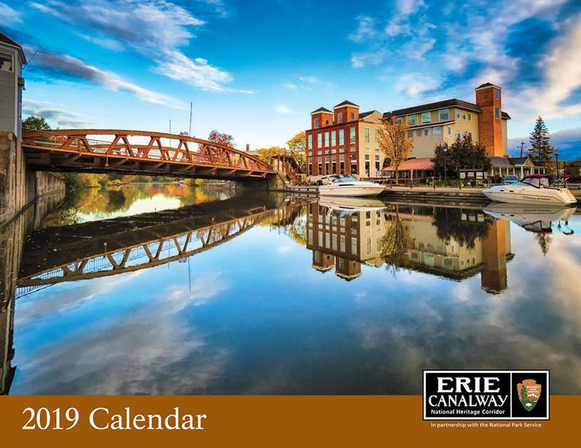 Avon Ny December 2019 Calendar 2019 Erie Canalway Calendar Available December 1st | Community