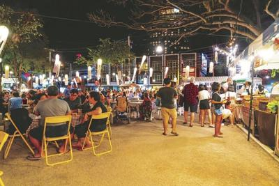Al Fresco Dining Eyes Upcoming Wintry Weather