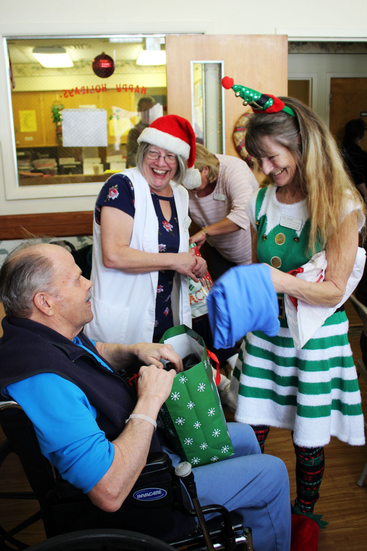 Baird Nursing Home holiday