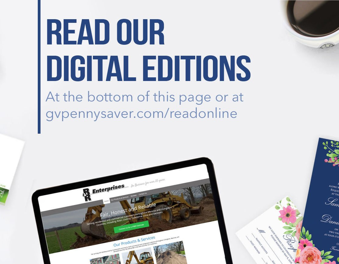 Read our Digital editions