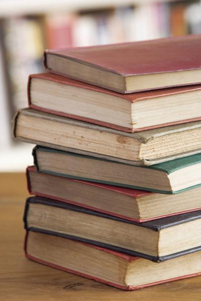 Stack of Books Generic