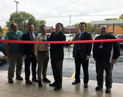Fairport CSD celebrates opening of new Transportation Center facility